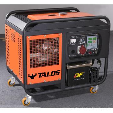 10 Kw Standby Diesel Generator (DG15000AT)