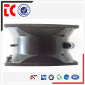 China famous aluminum die cast draught shell as radiating equipment of industrial machine