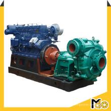 Дизельный Двигатель Горизонтальный Центробежный Насос Slurry