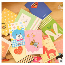 Cartoon Promotional Sticky Notes, Wholesale Memo Pad for Gift