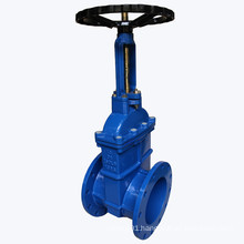 Cast Ironwedge Gate Valve-Gate Valves with Lifting Mechanism