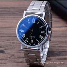 Top Luxury Brand Sport Quartz Watch Men Chronograph Roman Numeral Waterproof Wrist Watch Man