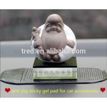 анти-скольжения липкая пусковая площадка геля для рынка вспомогательного оборудования автомобиля в Китае