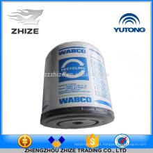 Peça de ônibus 3529-00033 Elemento de filtro mais seco para Yutong ZK6760DAA / ZK6930H / ZK6129HCA