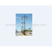 Number.1rated 6m lampadaire conduit lampadaire