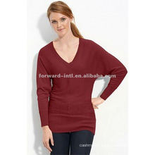 fashion women cashmere pullover