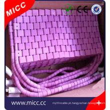 Almofada de aquecimento da bateria recarregável MICC