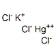 Калий хлористый ртутный КАС 20582-71-2
