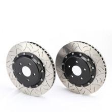 freno de disco del rotor del disco del coche para el sistema de freno de disco