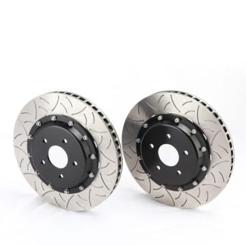 Auto peças de disco de freio disco tipo 300 * 24mm rotores de freio para Chevrolet Cruze