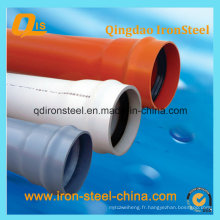 20mm ~ 800mm PVC Pipe for Irrigation Project