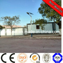 100W LED Solar Street Light with 2PCS*150wp Mono PV Module Panel