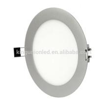 Высокое качество AC110V / 220V 6W Светодиодные панели свет круглой серии