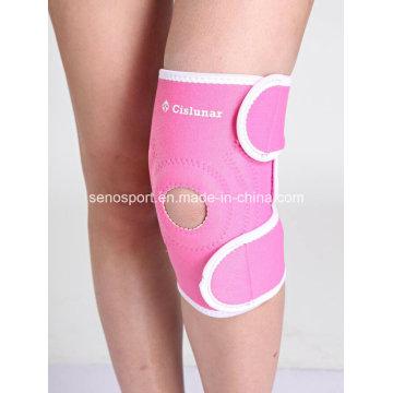 China Low Price Coussin de genou en néoprène confortable avec logo personnalisé (SNKP01)