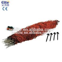 Rede fecning do energizer elétrico da cerca