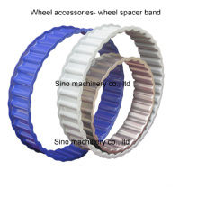 Corrugated Spacer Band For Wheel Rims