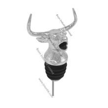 Fabrik Vollständiger Verkauf Bull Head Wine Pourer, neu Design Wein Pourer