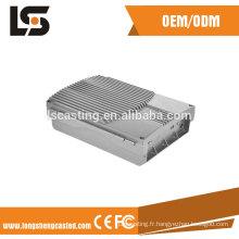 Pièces de rechange de machines de bâti de précision de moulage mécanique sous pression en aluminium