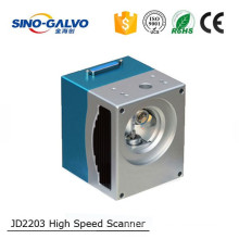 Popular Supplier High Cost-Effective Galvo Head Scan JD2203 with CE approved