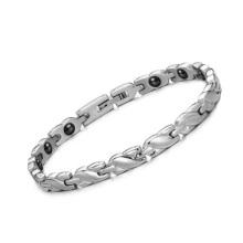 Bracelets de mode à la main bon marché, bracelet d'identification en gros