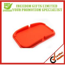 Supports de téléphone portable de voiture orange promotionnels commodes