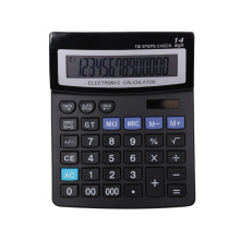 14 Digits Calculator with Check and Correct Function