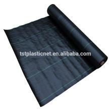 Material resistente Rolls de encerado da tampa à terra do controle de ervas daninhas de 100gsm 1M * 1M