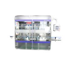 Automatic Bottle Hand Sanitizer Soap Filling Machine