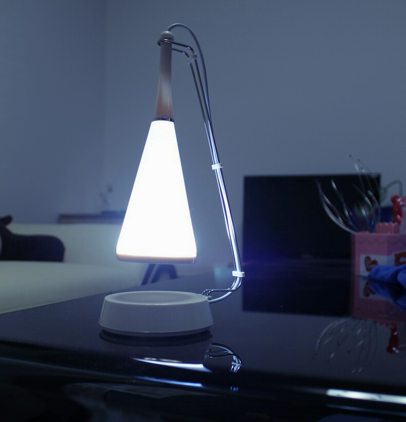 Luz de mesa LED Creative Music