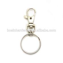 Fashion High Quality Metal Key Chain Swivel Hook
