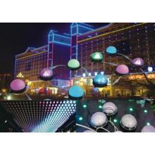 huerler 3w/5w/6w/9w 35mil/45mil AC100-240v cross led pin point spot lights