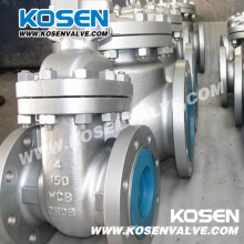 Cast Steel API 600 Gate Valve (Z40)