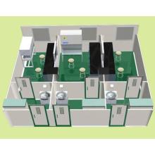 Biobase Laboratório de Biossegurança Laboratório de PCR Mobiliário