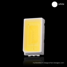 0.5w 5730 SMD LED blanc / diode électroluminescente blanche, 0.5w smd 5730