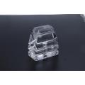 Trapezoid Acrylic Solid Block