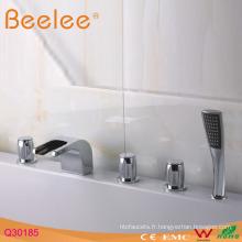 Salle de bains baignoire laiton cascade robinet Q30185