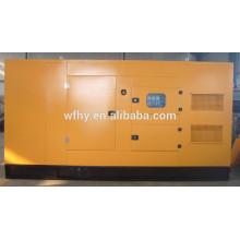 200 кВт Низкопрофильный звукоизоляционный дизельный генератор