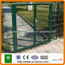 powder coated garden fence gate designs