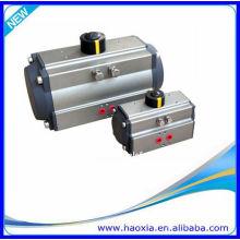 Accionador neumático de doble acción AT para válvula de bola y válvula de mariposa