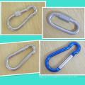 Crochet encliqueté galvanisé d'acier au carbone DIN5299d d'acier inoxydable