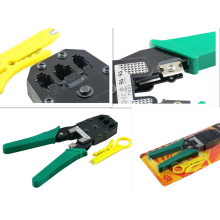 Kabelzangen, Telefonzangen, Al-8p8c, 6p6c, 4p4c