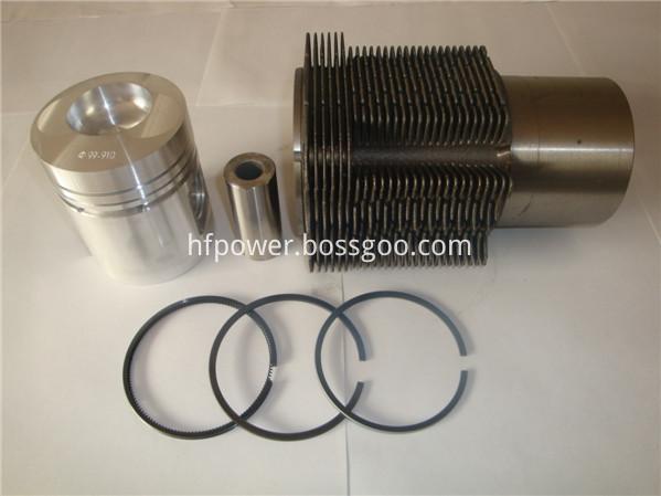 Cylinder liner piston kit (6)