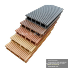 Reciclado Material impermeable WPC Composite Outdoor Deck Floor