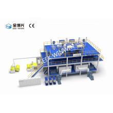 Автоматическая машина для производства нетканых материалов SS