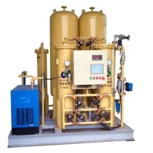 Membrane nitrogen generator 95% purity