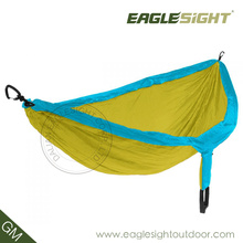 Travelling Compressed Double-Sized Parachute Hammock