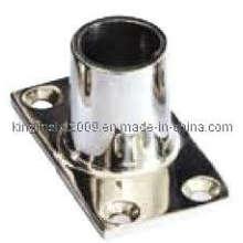 Нержавеющая сталь Saniatary фитинги розетки / Bright отожженная объединенной установки.