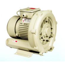 Кольцо вентилятора 0,37 кВт Воздуходувка воздуха газа насос с боковым каналом Воздуходувка воздушный насос