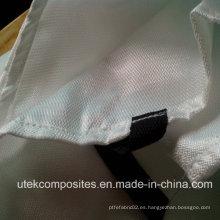 Resistente a altas temperaturas de 600 grados de fibra de vidrio manta ignífuga