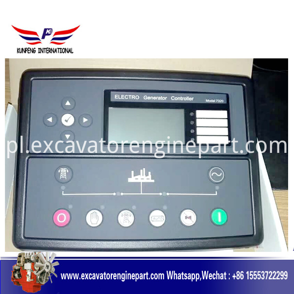 Electronic Generator Controller DSE7320